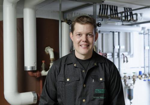 Portrait Hannes Messmer